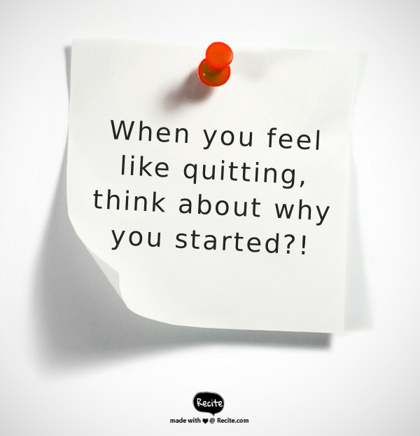 quitting quote