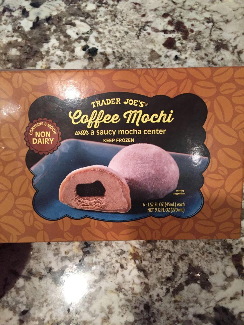 coffee mochi